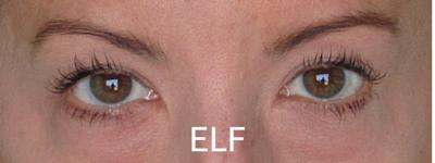 ELF Extending Mascara Swatch