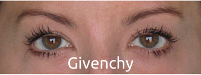 Givenchy Noir Couture Volume Mascara Swatch