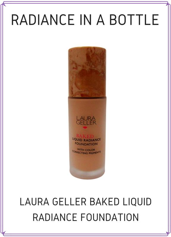 Laura Geller Baked Liquid Radiance Foundation