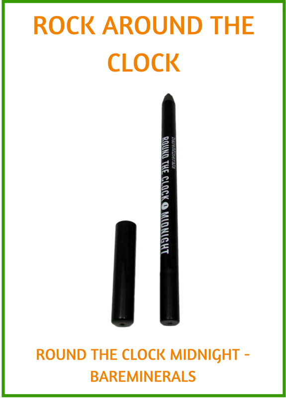 BareMinerals Round the Clock Midnight Eyeliner--Does it Smudge?