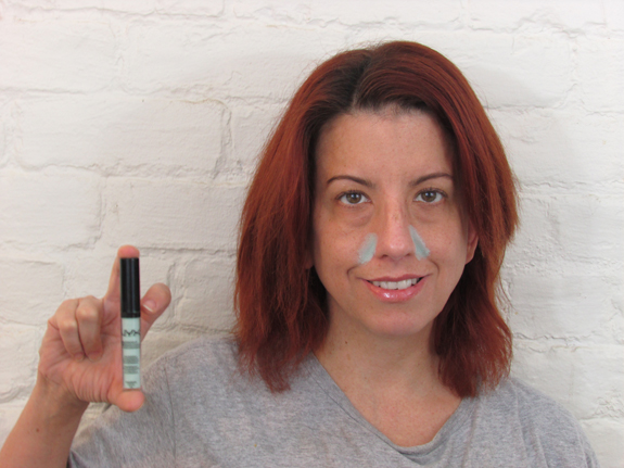 Nyx HD Concealer for Red Spots