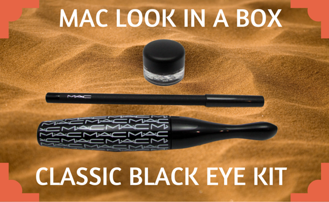MAC Look in a Box Eye Kit