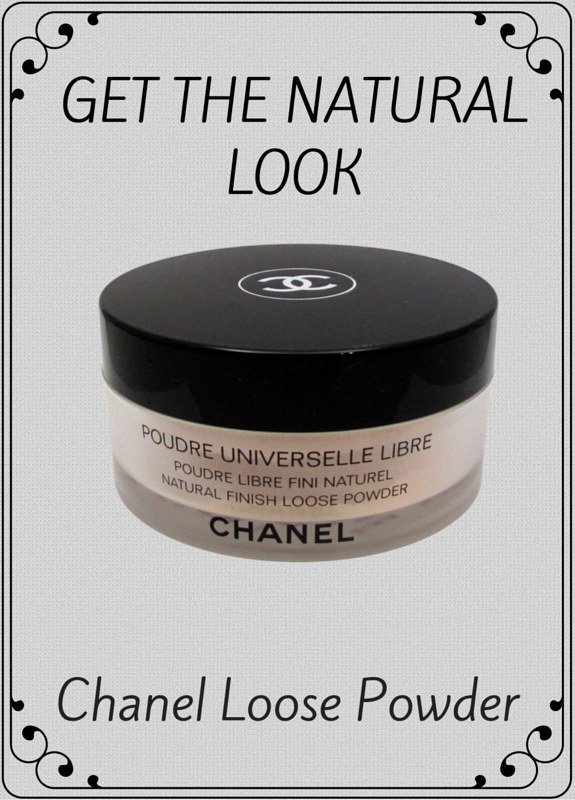 Chanel Natural Finish Loose Powder