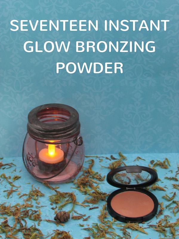 Seventeen Instant Glow Medium Bronze Bronzing Power
