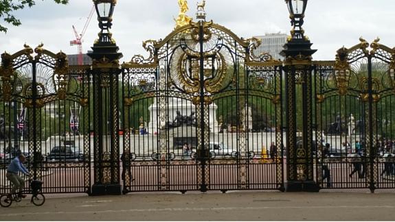 Gates to park