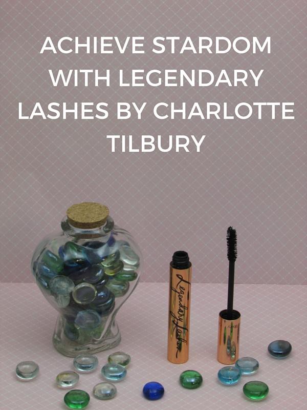 Charlotte Tilbury Legendary Lashes Mascara