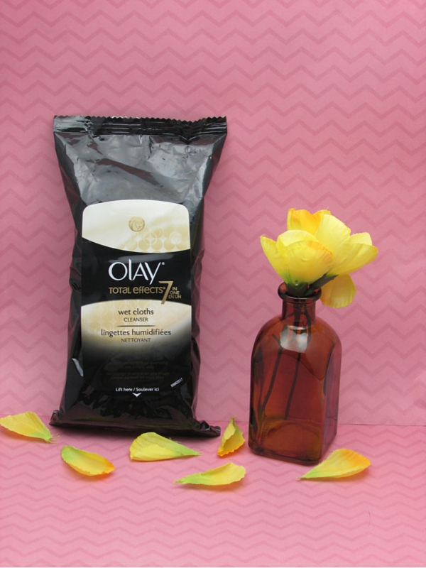 Olay Total Effects 7 Cleansing Cloths